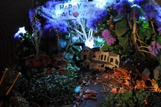 One spooky Halloween night