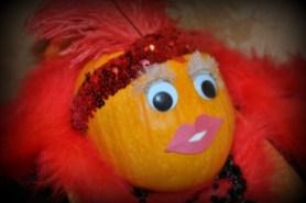 The roaring twenties pumpkin