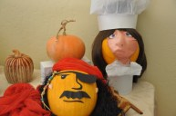 Ratatouille pumpkin