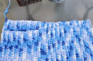 My uneven blanket