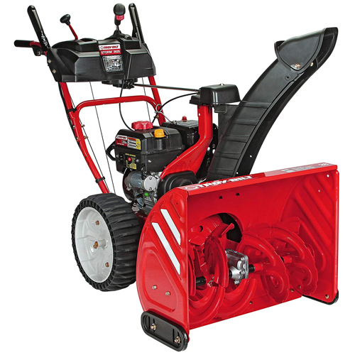 Troy-Bilt Storm 2625 2-Stage Electric Start Gas Snow Blower