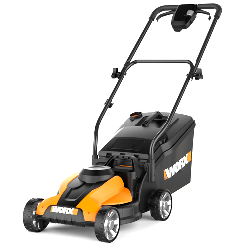 WORX WG775 Lil'Mo 14-Inch 24-Volt Cordless Lawn Mower