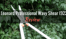 A.M. Leonard Professional Wavy Shear (#92295): Product Review