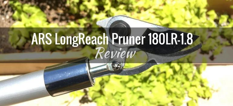 ARS LongReach Pruner 180LR