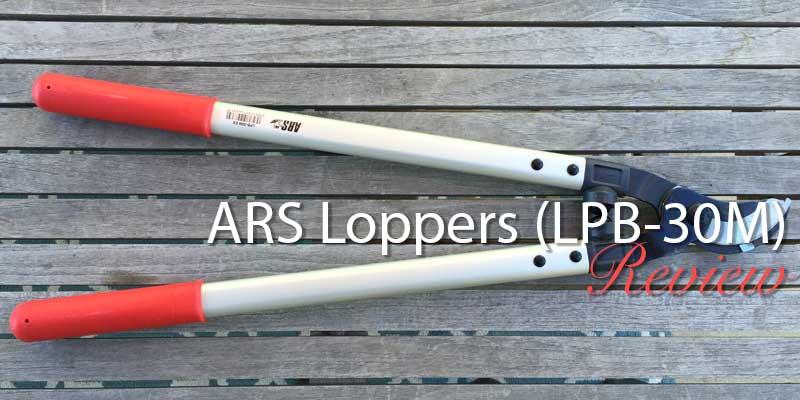 ARS-Lopper LPB-30 Review