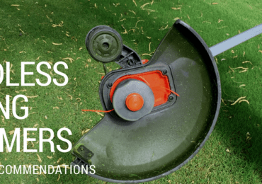 Best Cordless String Trimmers Image