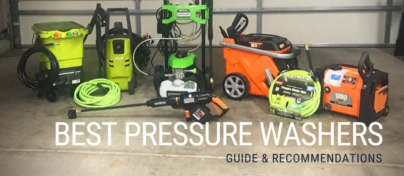 Pressure Washer Power Cleaner