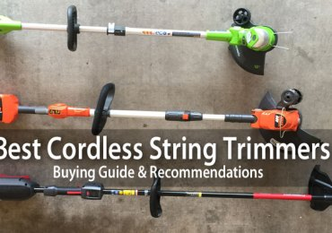 Best Cordless String Trimmers - Buying Guide & Recommendations