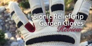 Bionic ReliefGrip garden gloves - review