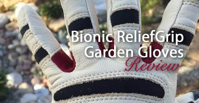 Bionic ReliefGrip garden gloves - review