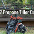 Breez R2 Propane Tiller Cultivator: Product Review
