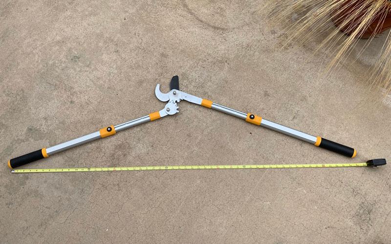 Centurion Multi Gear Lopper lopper handles fully extended