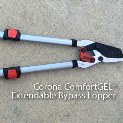 Corona ComfortGEL+ Extendable Bypass Lopper