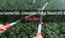 Corona ComfortGEL+ Extendable Hedge Shears (HS 4344): Product Review