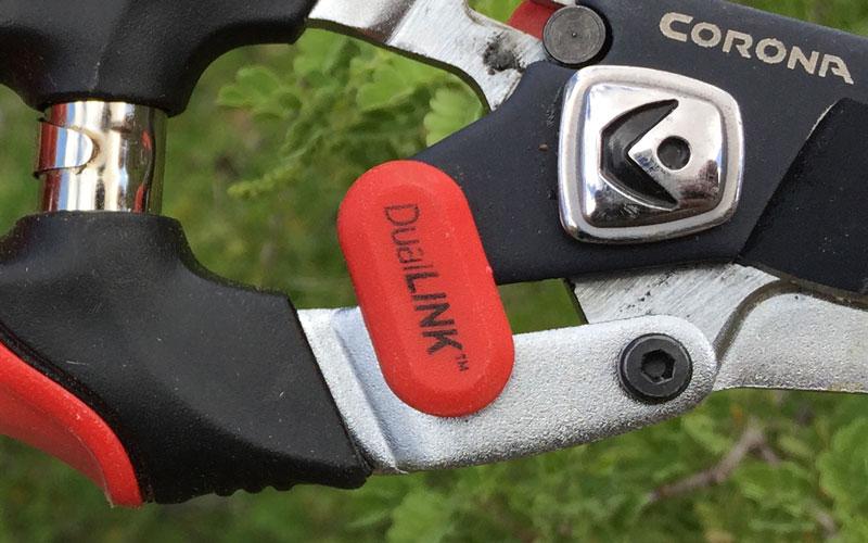 Corona DualLINK bypass lever