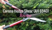 Corona Hedge Shear (AH 6940): Product Review