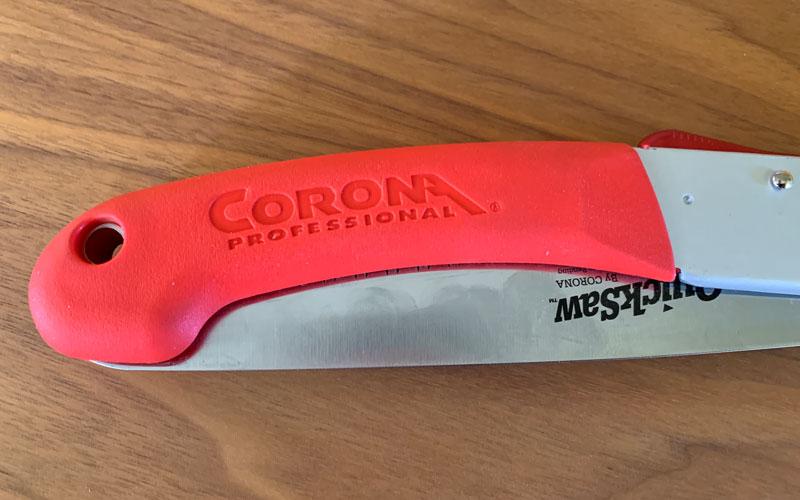 Corona Quick Saw handle