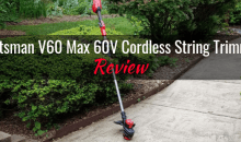 Craftsman V60 Max 60-volt Cordless String Trimmer (CMCST960): Product Review