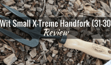 DeWit Small X-Treme Handfork (31-3015): Product Review