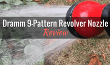 Dramm Revolution 9-Pattern Spray Gun with One Touch Valve: Product Review
