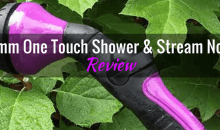 Dramm One Touch Shower & Stream Hose Nozzle: Product Review