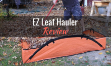 EZ Leaf Hauler: Product Review