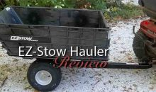EZ-Stow Hauler™: Product Review