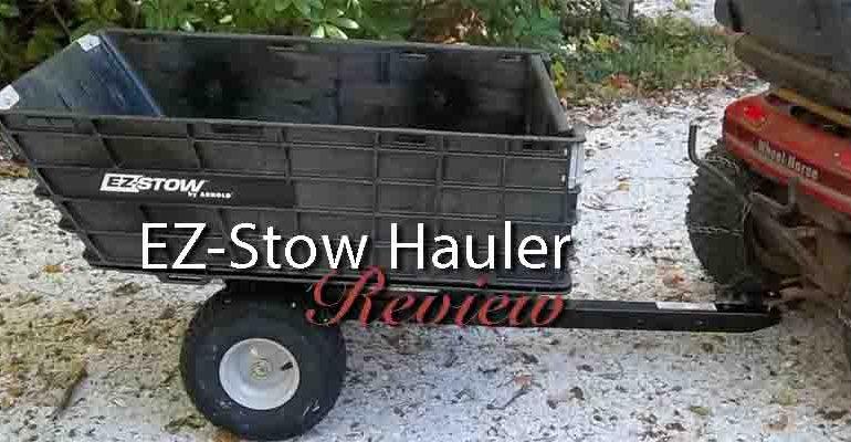 EZ-Stow Hauler