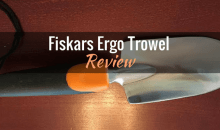 Fiskars Ergo Trowel 300S: Product Review