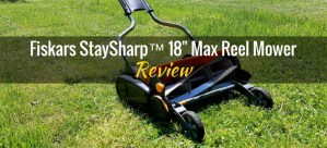 Fiskars Reel Mower Featured-image