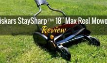 "Fiskars StaySharp™ 18"" Max Reel Mower: Product Review"