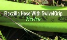 Flexzilla Hose With SwivelGrip (HFZG550YWS): Product Review