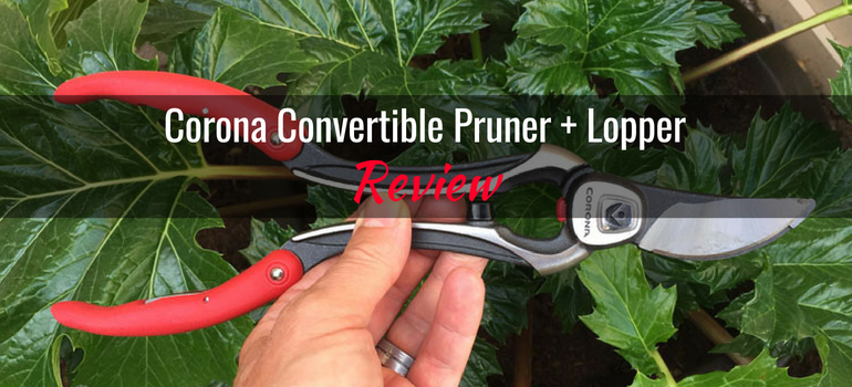 Corona Convertible pruner lopper