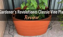 The Gardener's Revolution® Classic Vine Planter: Product Review