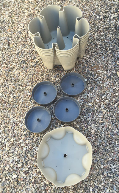 GreenStalk planter parts