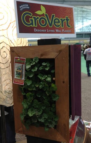 Living Wall Planter From Grovert Product Review Gardening
