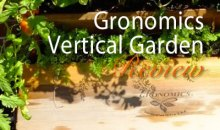 Gronomics Vertical Garden Bed: Product Review