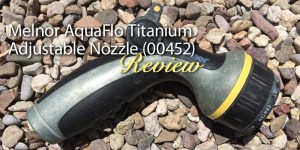 Melnor hose nozzle 00452 review