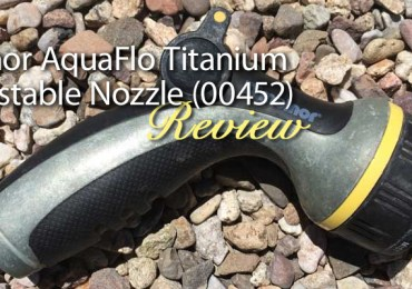 Melnor hose nozzle 00452 review