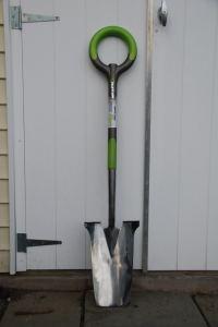 Radius Digging Spade