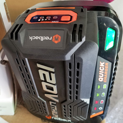 Redback Li-Ion battery Charger