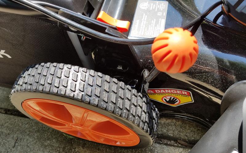 Redback adjustment lever