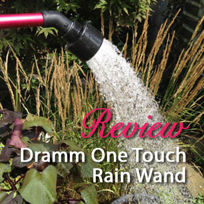 Dramm One Touch Rain Wand Review