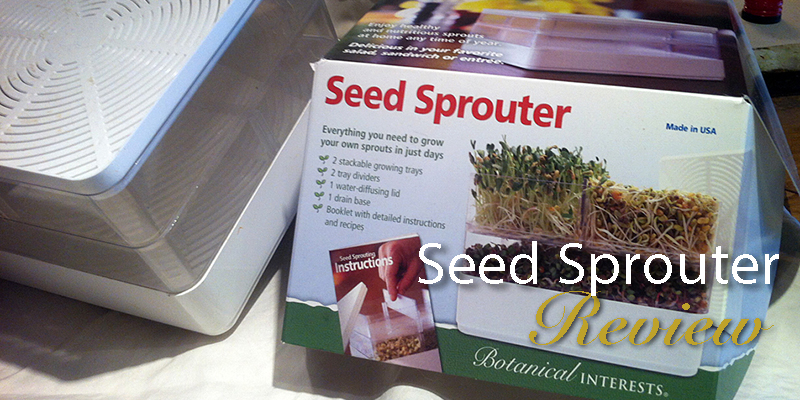 Botanical Interestes Seed Sprouter-Review