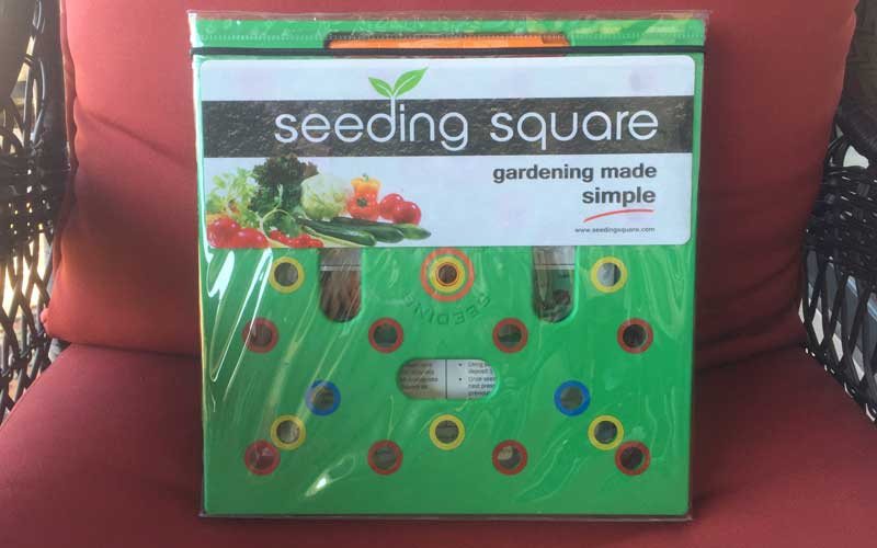 Seeding Square In Package