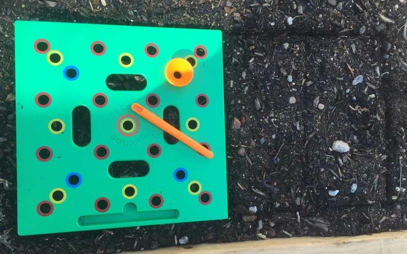 Seeding Square Parts