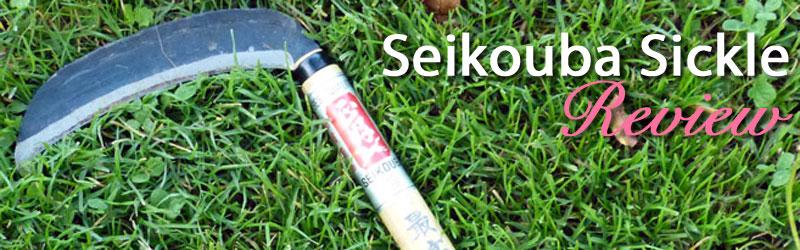 Seikouba sickle review