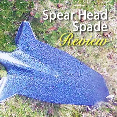 Spear Head Spade