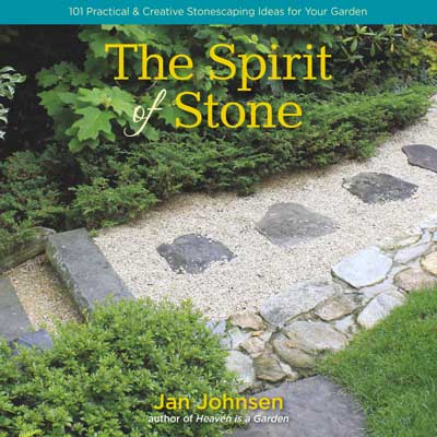 The Spirit of Stone by Jan Johnsen - cover