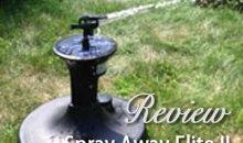 Havahart Spray Away Elite II: Animal Repellent Product Review